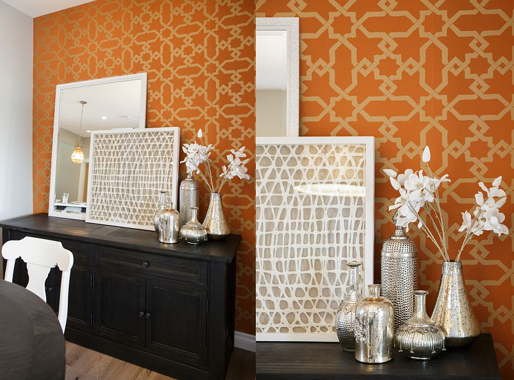 ... Decorating Ideas For The Modern Moroccan Dining Room [From: Natalie  Fuglestveit Interior Design /
