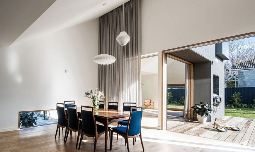 This Kid-Friendly Family House Welcomes You with Bright, Open Spaces