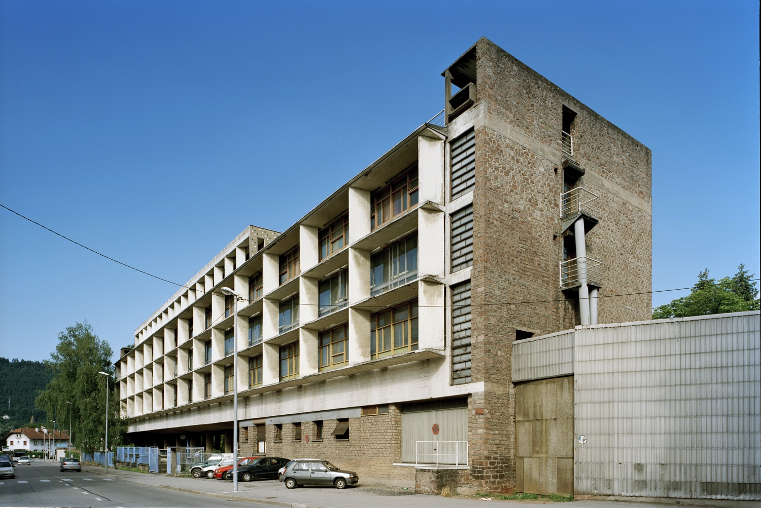17 le corbusier buildings added to unesco world heritage list for Corbusier mobel