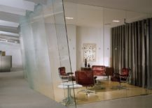 Eames Executive Chairs in a meeting area