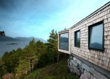 Exterior-of-the-fabulous-wooden-cabin-is-built-to-withstand-strong-coastal-winds-217x155
