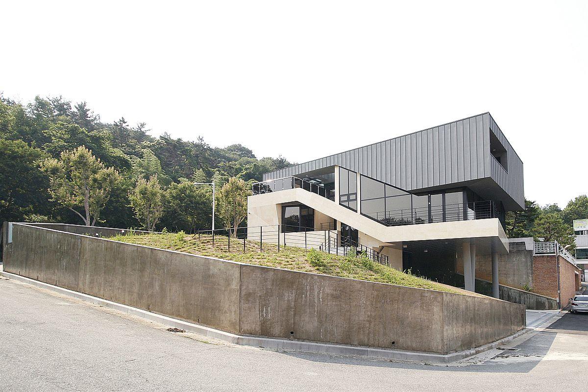 Fabulous Floating VI Residence in Gwangju, South Korea