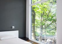 Floor-to-ceiling window with an unobstructed view