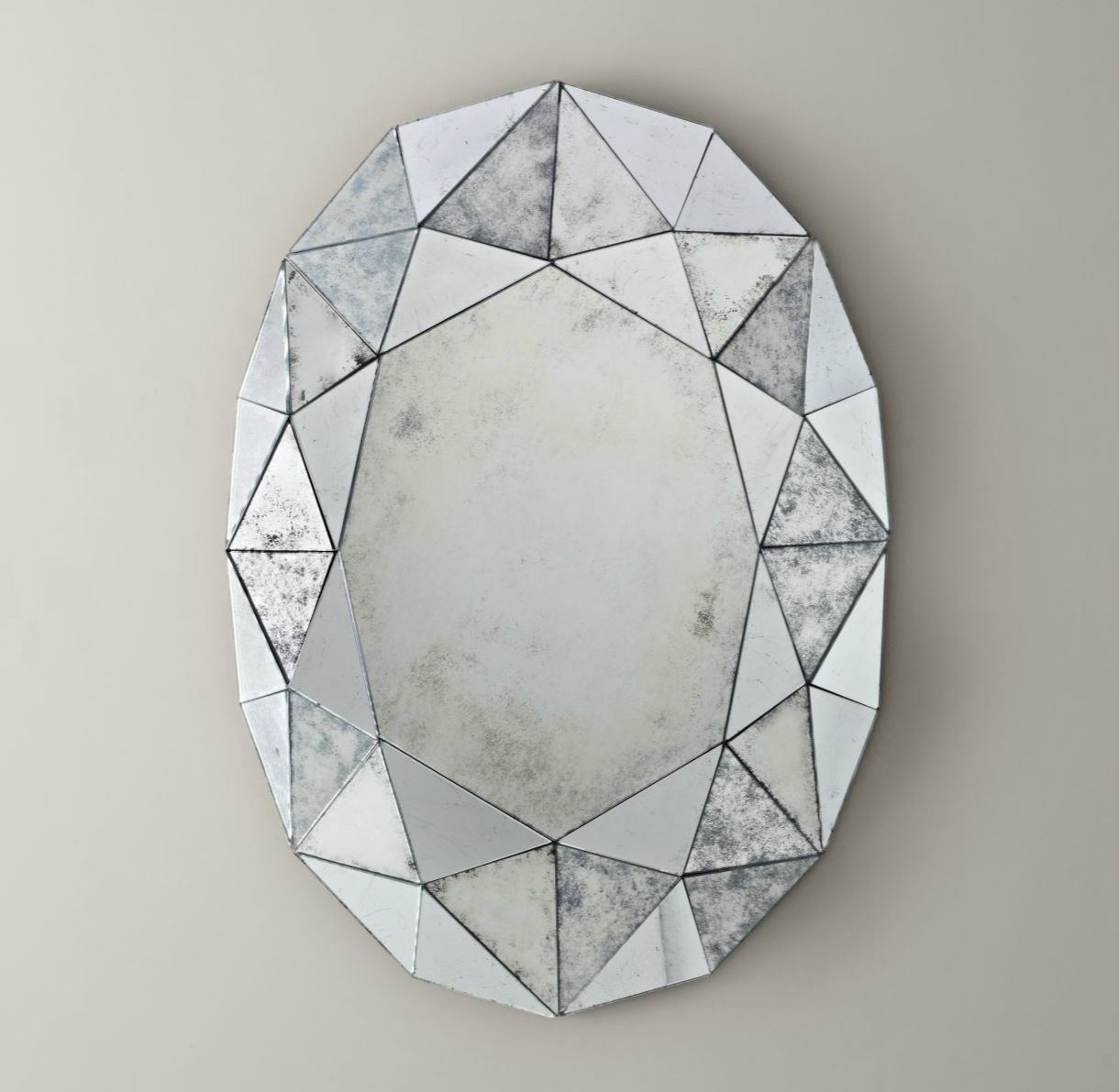 Geo mirror from RH Baby & Child