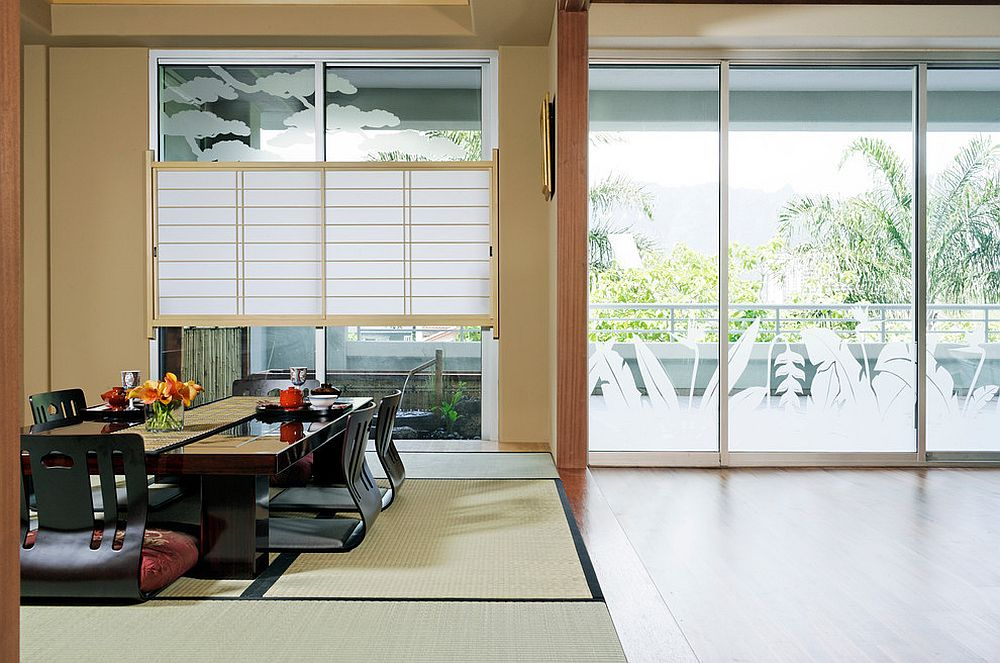 Get inventive with your Asian dining room [Design: Barker Kappelle Construction]
