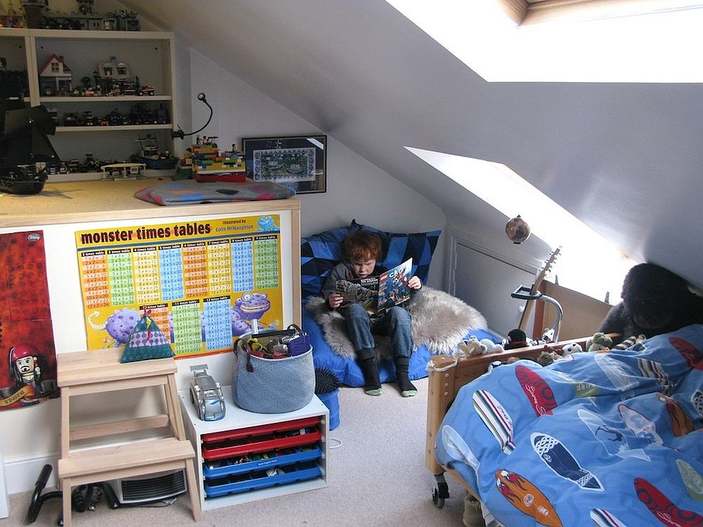 Give your kid a great personal sanctuary [From: Tracey English/One Apple Designs]