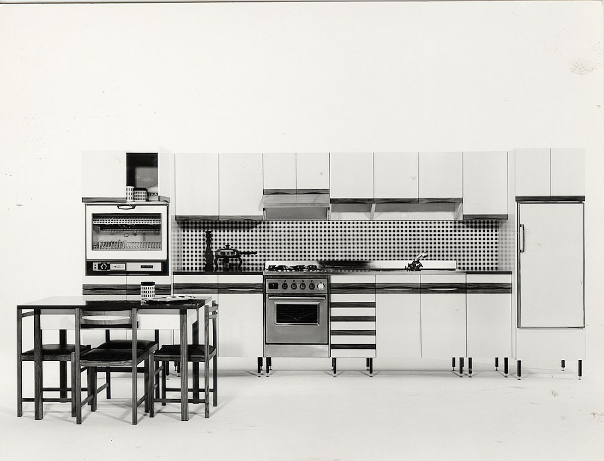Gloria Kitchen from Snaidero 70 Years of Snaidero: A Global Icon of Italian Kitchen Design