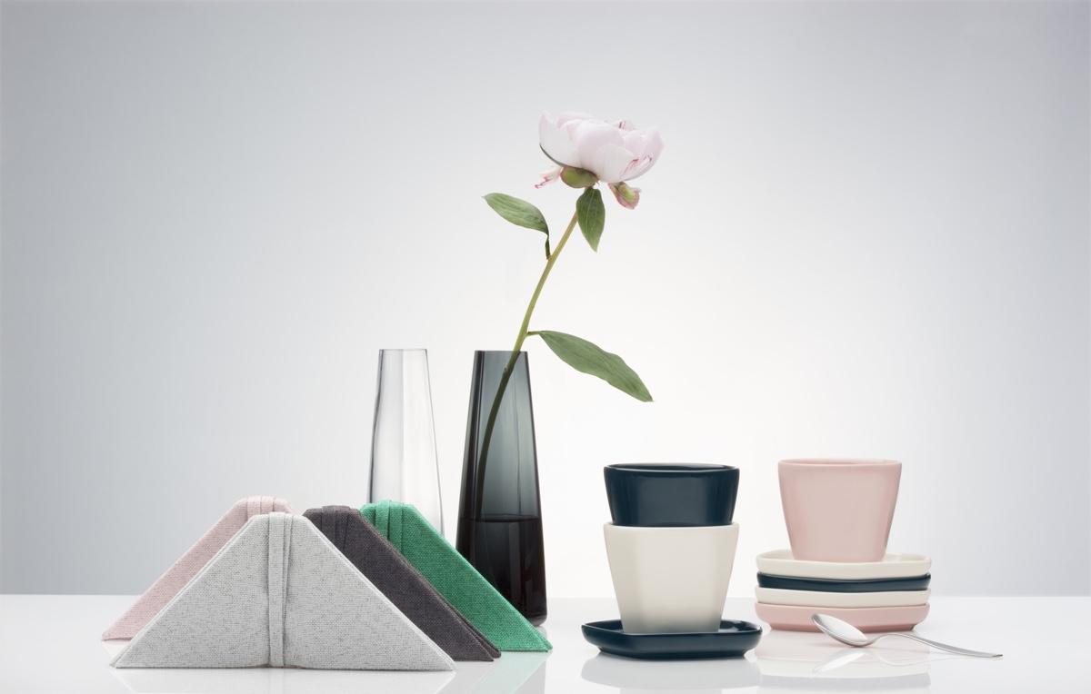 Iittala X Issey Miyake collection