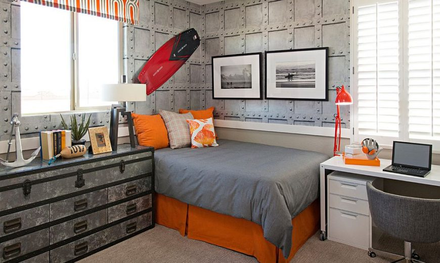 7 Practical Ways to Make the Most of Corners in Kids' Room