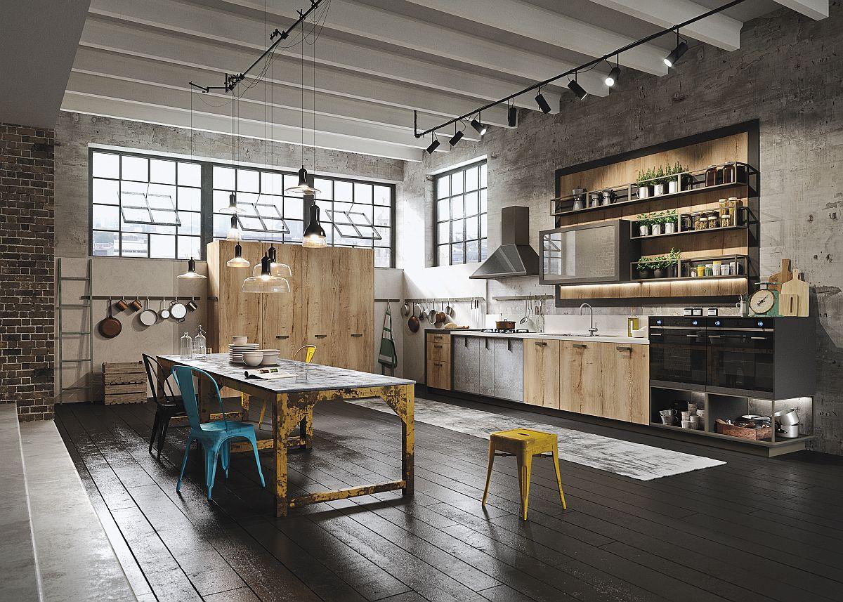 title | Industrial Kitchen