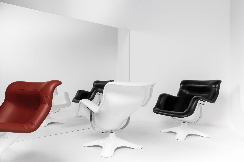 Karuselli Lounge Chair. Image courtesy of Artek.