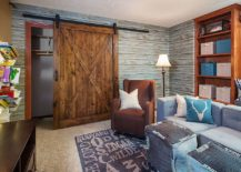 Kids-media-room-and-play-area-with-a-striking-sliding-barn-door-217x155