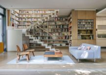 Large-booksehlf-turns-the-staircase-wall-into-an-aesthetic-and-practical-addition-217x155