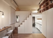 Look-at-the-small-kitchen-living-are-and-mezzanine-level-of-the-tiny-apartment-217x155