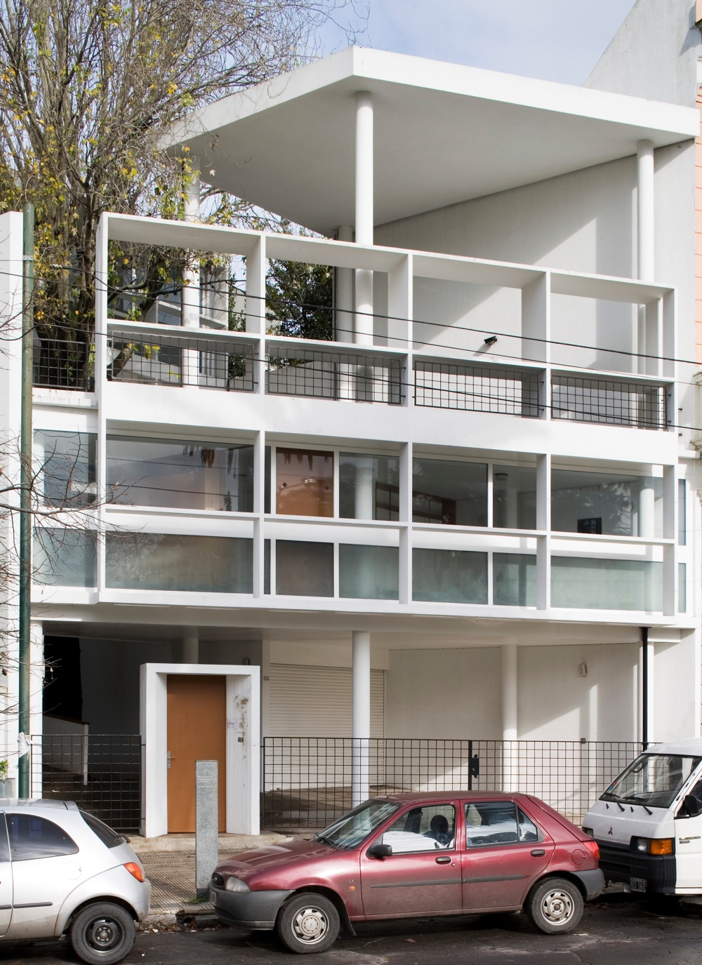 17 le corbusier buildings added to unesco world heritage list - Maison argentine ...