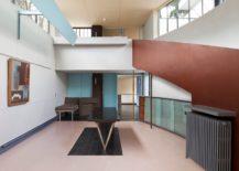Galerie de tableaux, Maison La Roche