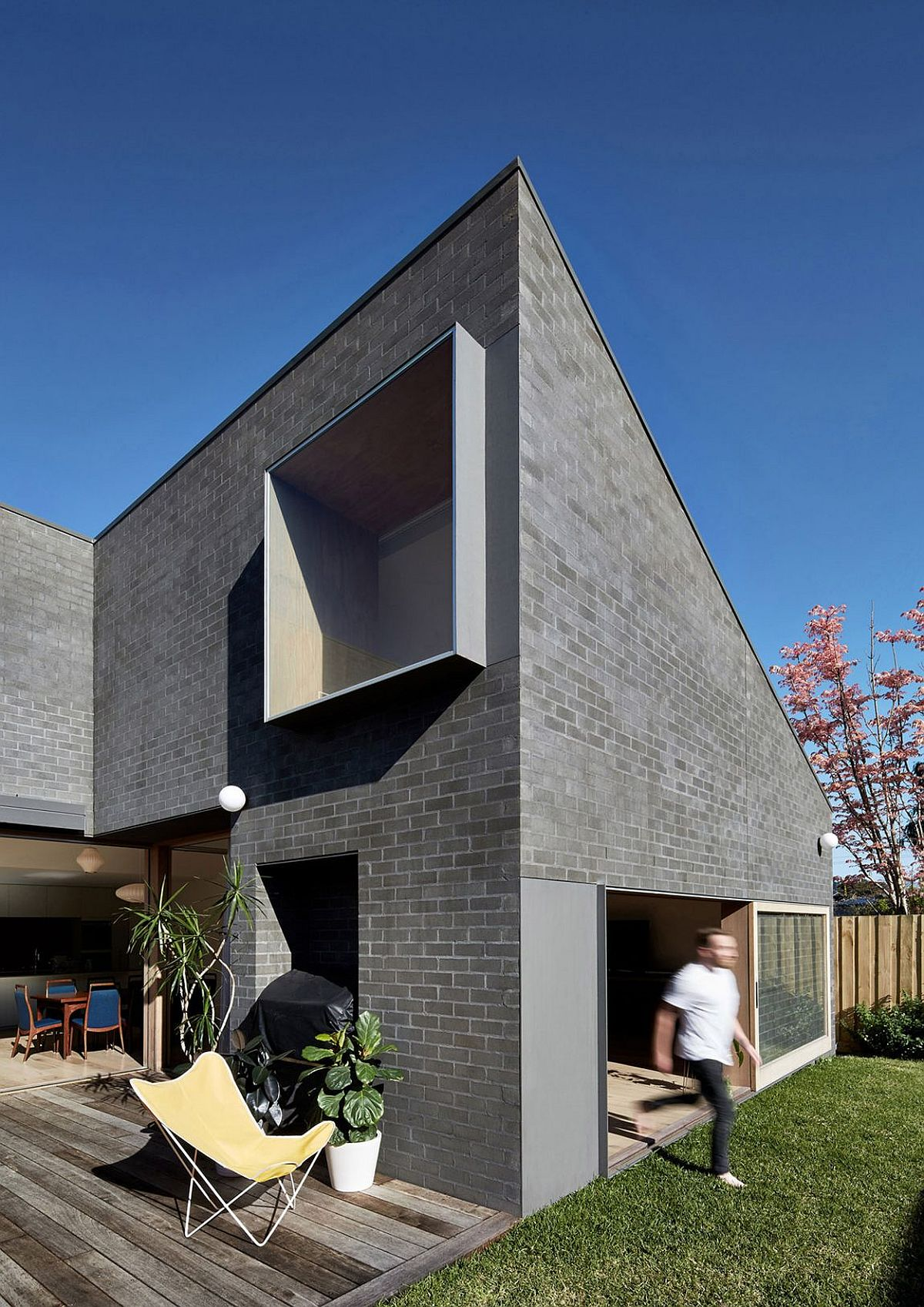Modern home renovation in Victoria, Australia