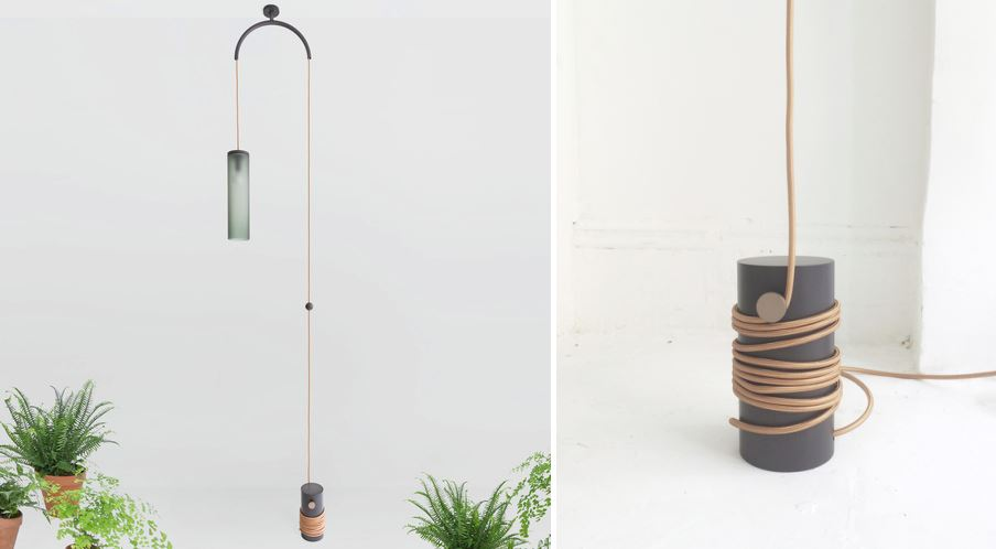 Modern lamp from Ladies & Gentlemen Studio