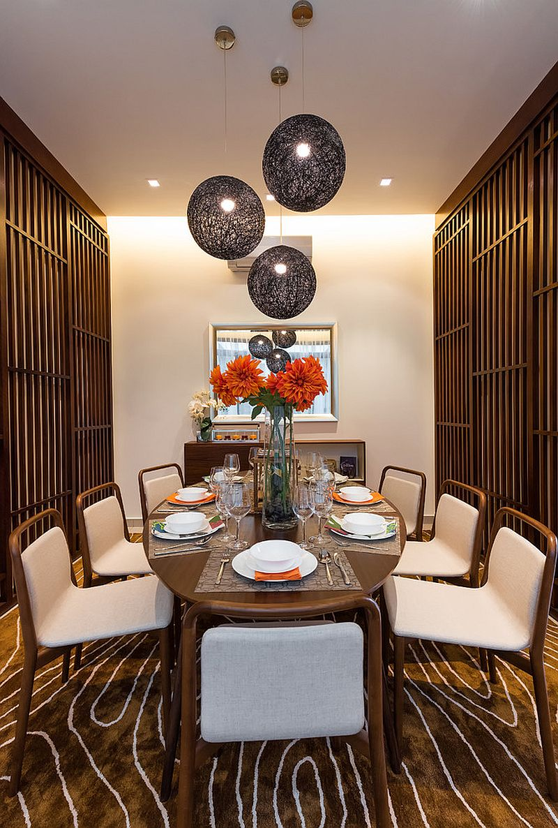 cheap dining room lighting. Moooi Random Lights For The Asian Dining Room [Design: OM Home] Cheap Lighting I