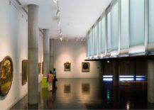 Musée National d'Art Occidental interior
