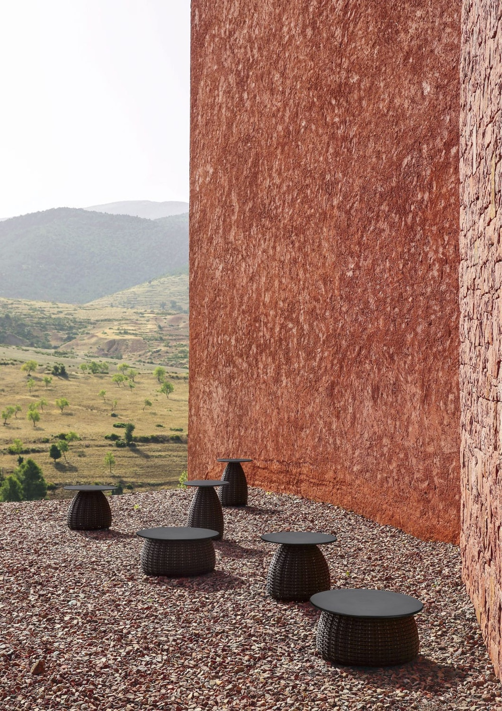PORCINI by Italian designer Lorenza Bozzoli for DEDON. Image via ArchiExpo.