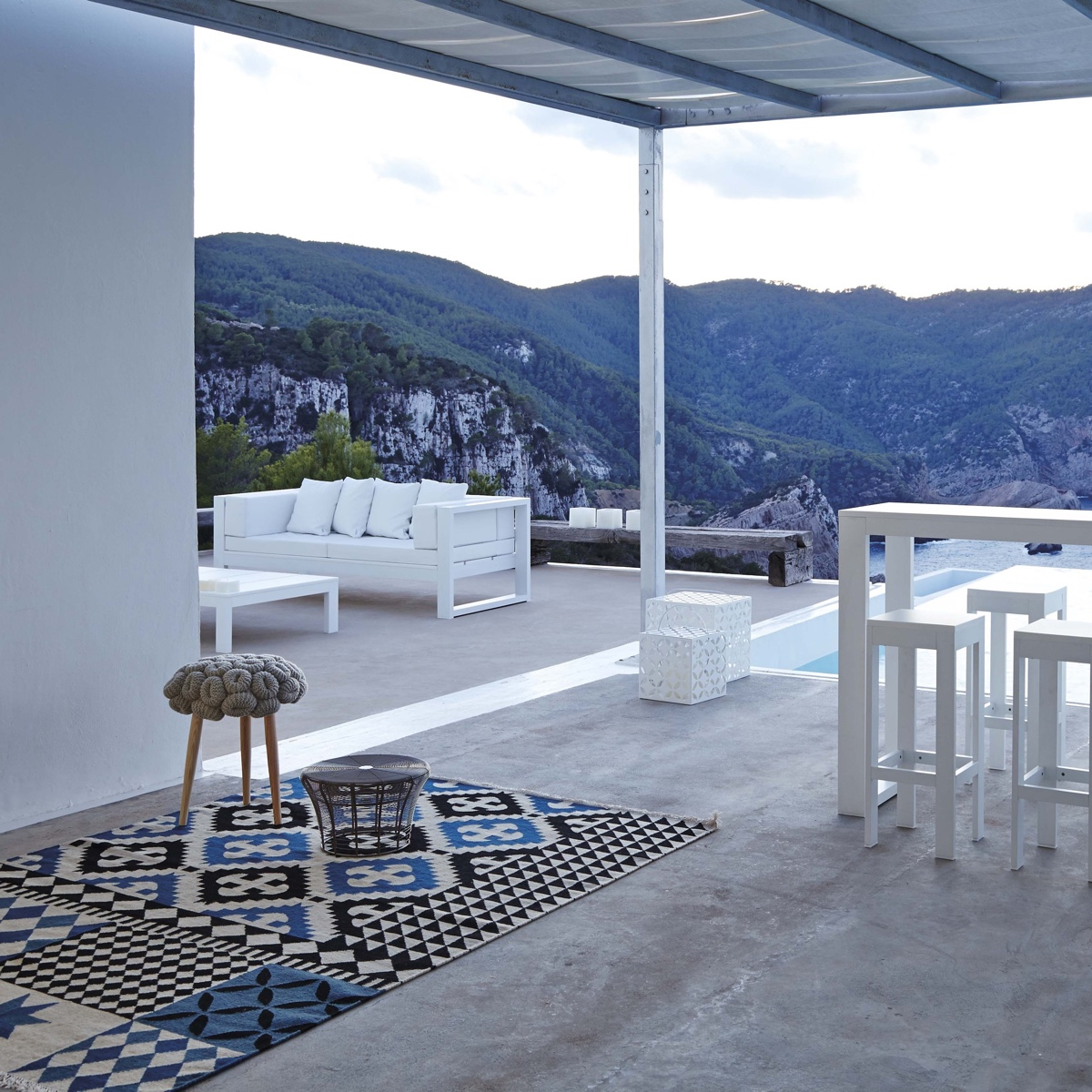 Palermo kilim
