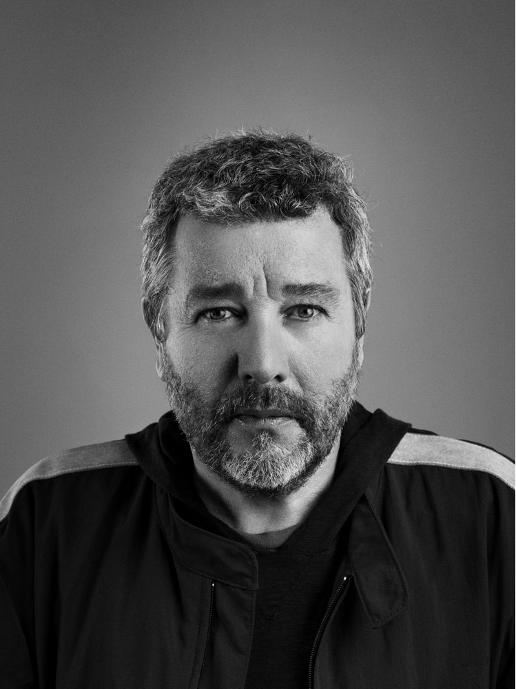 Philippe Starck.Image © Nicolas Guerin courtesy of Starck.