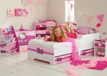 15 hello kitty bedrooms that delight and wow!adding hello kitty themed décor and accessories to the bedroom elevates the \u0027cuteness quotient\u0027 of the space and also gives it a fun, whimsical vibe that is
