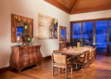 Raw-wooden-and-live-edge-decor-gives-the-contemporary-dining-space-a-traditional-vibe-217x155