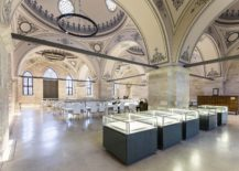 Sensible and Minimal Restoration: Black Glass Boxes Alter Istanbul's Oldest Library