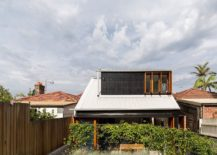 Budget Family Home in Sydney Uses Reclaimed Bricks, Concrete and Tile