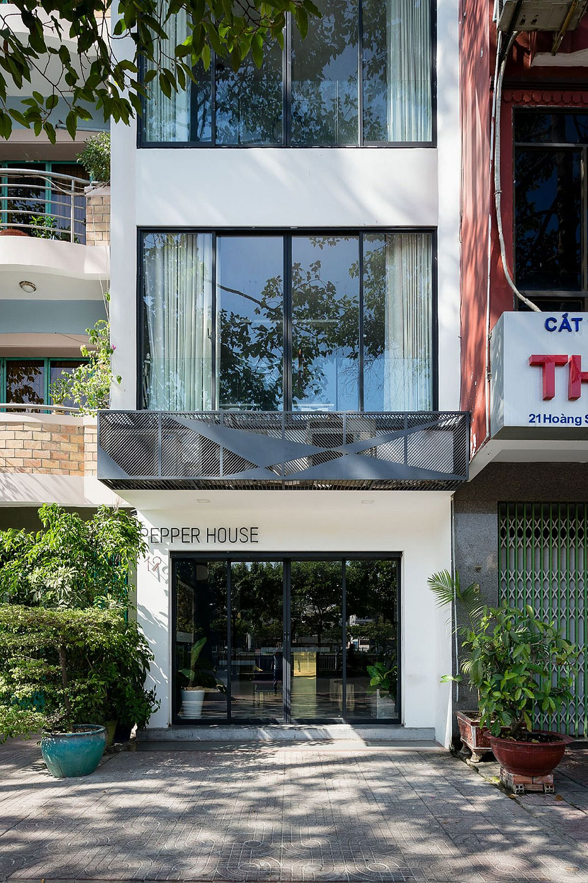 Revamped Pepper House in Ho Chi Minh City Vietnam Pepper House: A Place to Rest, Rejuvenate and Get Some Work Done