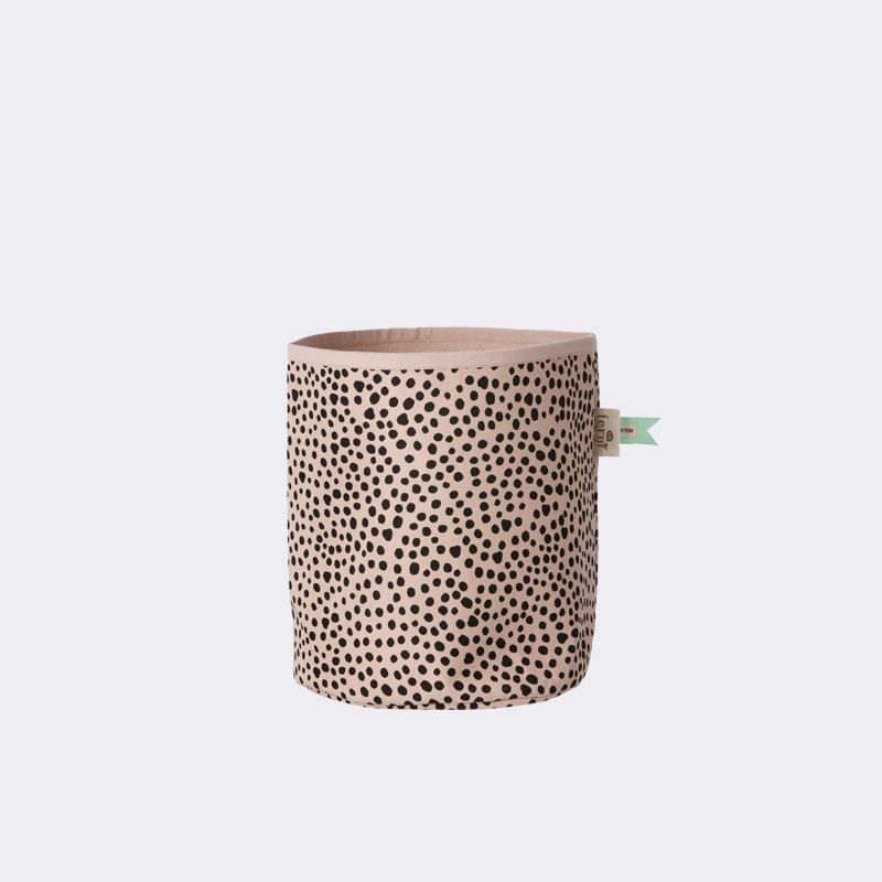 Rosy storage basket from ferm LIVING