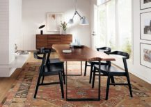 Rug-adds-warmth-and-color-to-the-dining-room-217x155