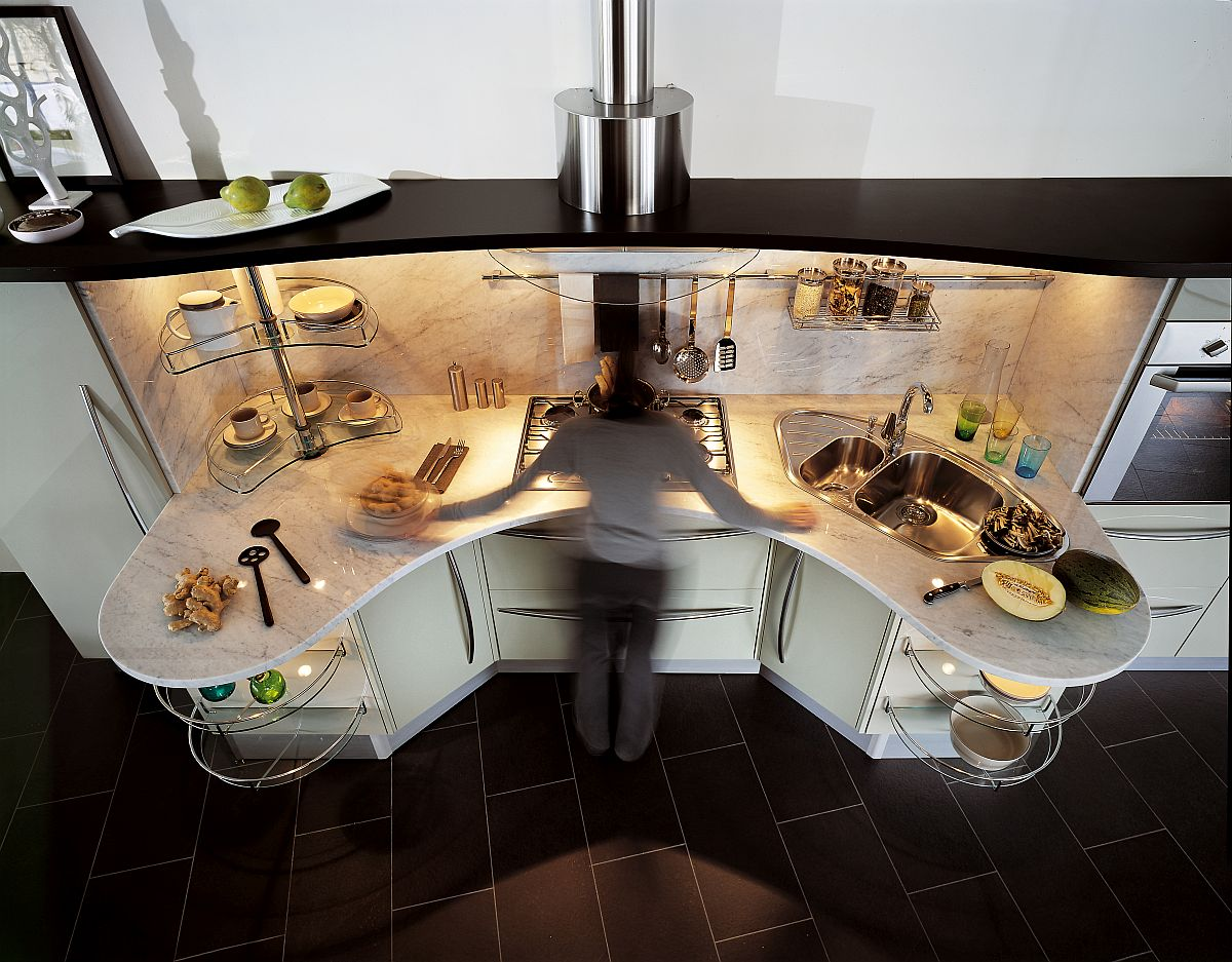 Skyline by Lucci and Orlandini introduced design for all to the world of kitchens
