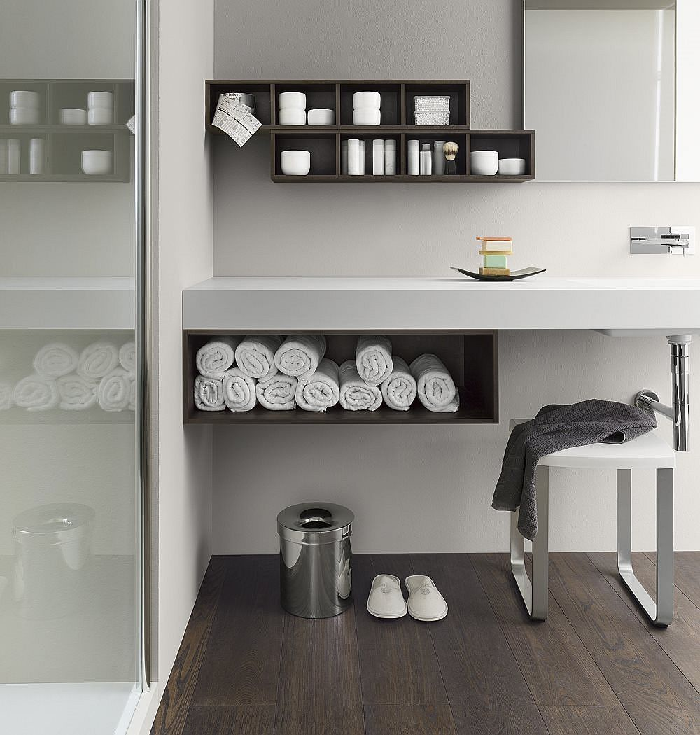 Perfetto Plus Bathroom Vanities And Cabinets That Usher In Adaptable Ease