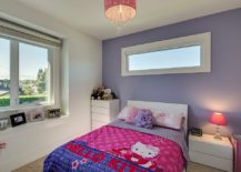 Smart Hello Kitty bedding for the contemporary girls' bedroom