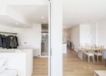 With A Closet Bedroom Studio Space On One Side And An Additional Bedroom On  The Other, The Light Filled Spanish Apartment Offers Plenty Despite Its  Modest ...