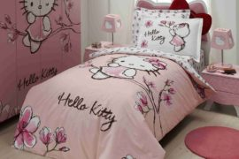 Adorably Stylish: 15 Hello Kitty Bedrooms That Delight and Wow!