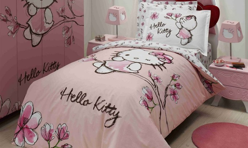 Beautiful 15 Hello Kitty Bedrooms That Delight And Wow!