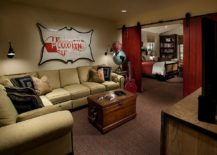 Stylish-kids-hangout-with-sliding-barn-doors-in-bright-red-217x155