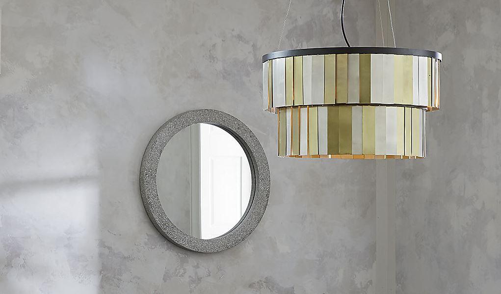 Terrazzo mirror from CB2