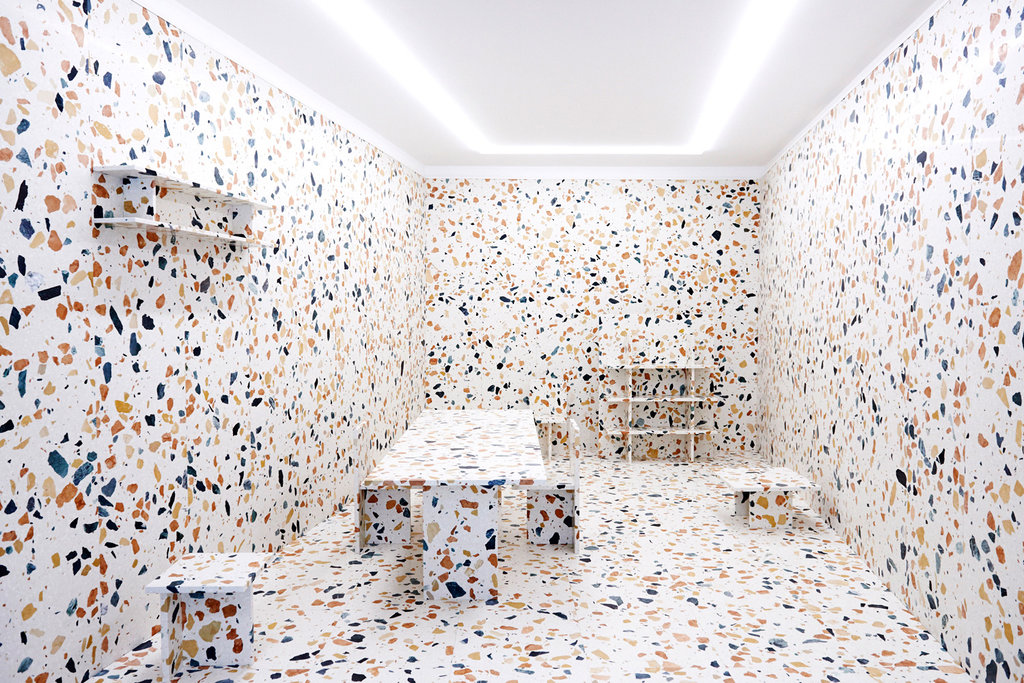 Terrazzo Patterns in Modern Design