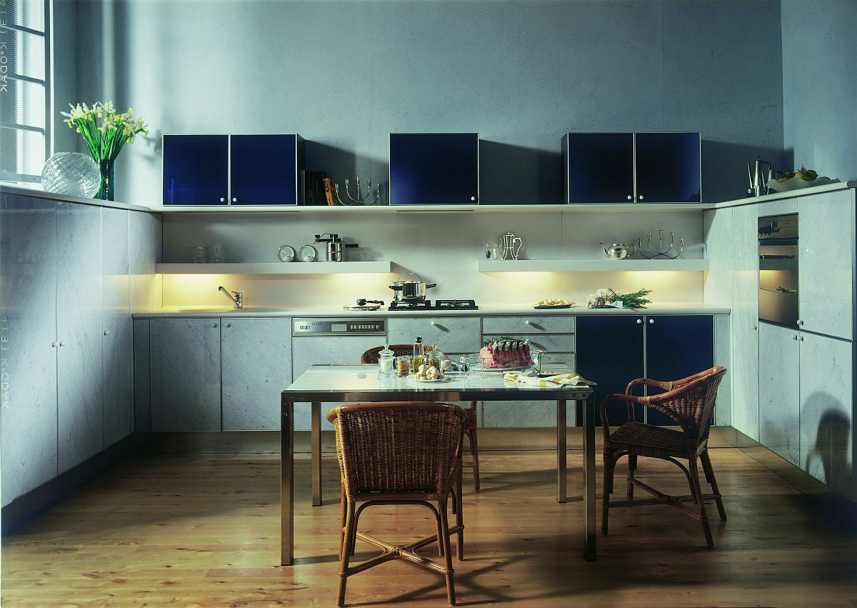 70 years of snaidero a global icon of italian kitchen design for Snaidero kitchen