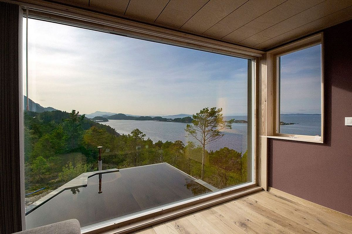 Holiday Cabin Offers A Window Into Magical Norwegian Fjords