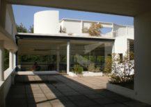 Toit-terrasse, Villa Savoye