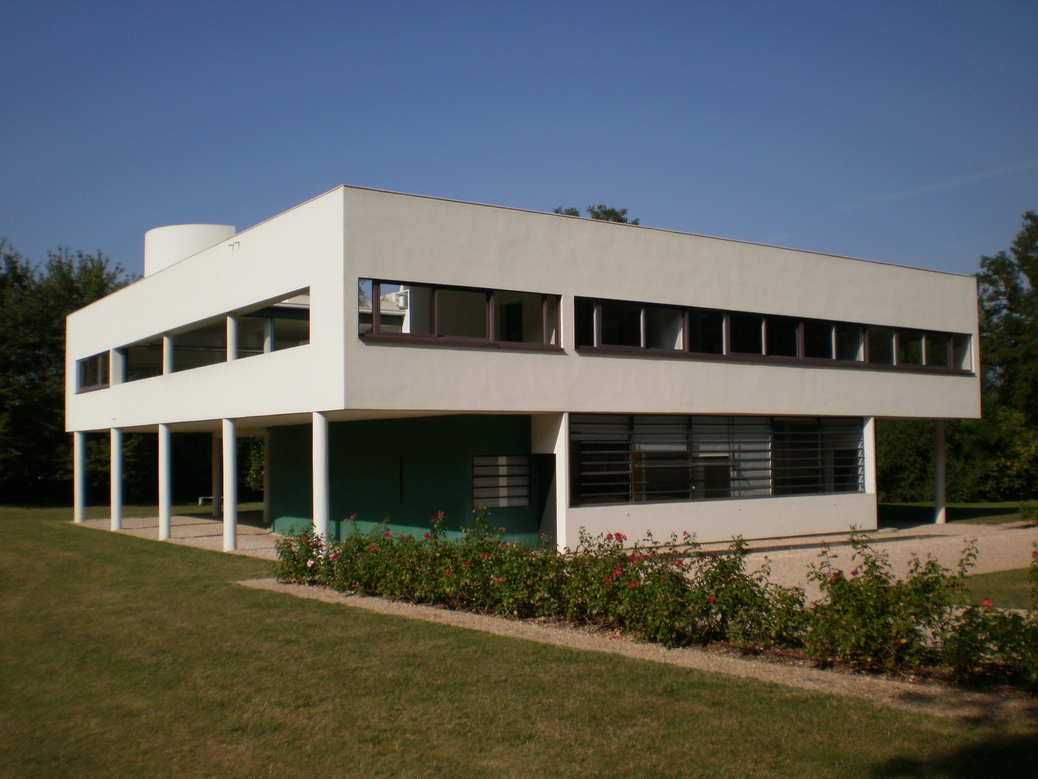 17 le corbusier buildings added to unesco world heritage list for Le corbusier villa savoye