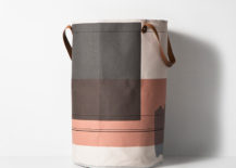 Abstract laundry basket from ferm LIVING