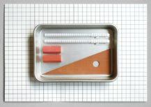 Aluminum tray from Present & Correct