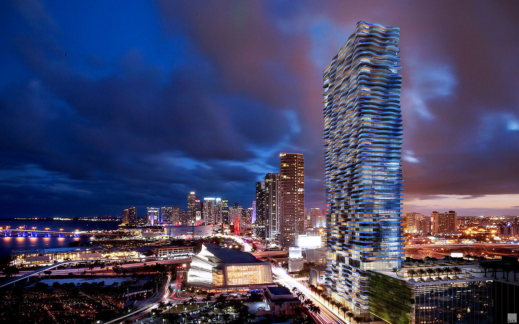 Auberge condos become a glittering new addition to iconic skyline of Miami Miami's Indulgent Best: 6 Breathtaking Condos Unveil a World Of Luxury